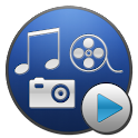 aVia Media Player an Easy all-in-one app for Pictures, Music, Videos
