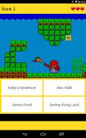 Screenshot of Video Games quiz