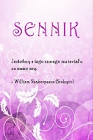 Screenshot of Polski Sennik