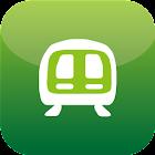 Hong Kong Metro/subway icon