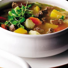 Hearty Irish soup