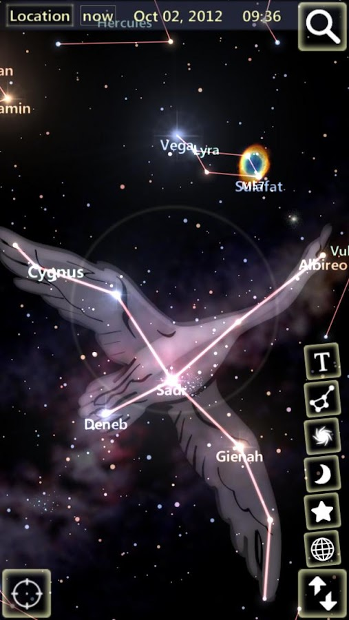 Star Tracker - Mobile Sky Map Screenshot