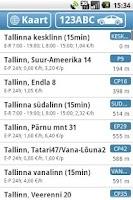 Screenshot of MoPa - Estonian smart parking