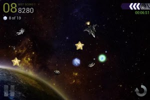 Screenshot of Starmine