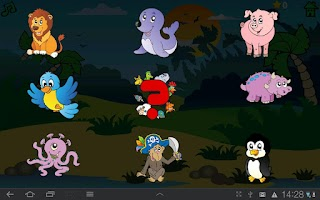 Screenshot of Kids Fun Animal Piano Pro