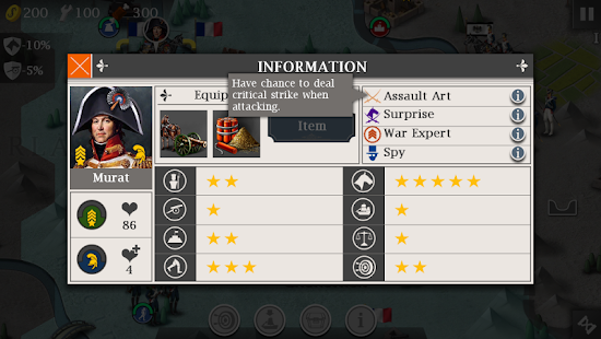European War 4: Napoleon Screenshot