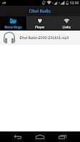 Screenshot of Dhol Radio