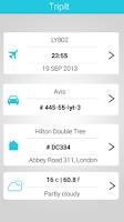 Screenshot of tag-a-bag