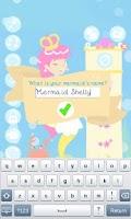 Screenshot of Mermaid Fashion Show Dress Up