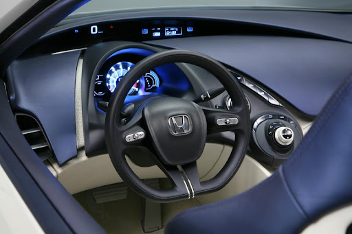 The next-generation 2010 Honda