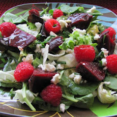 Beet and Berry Salad