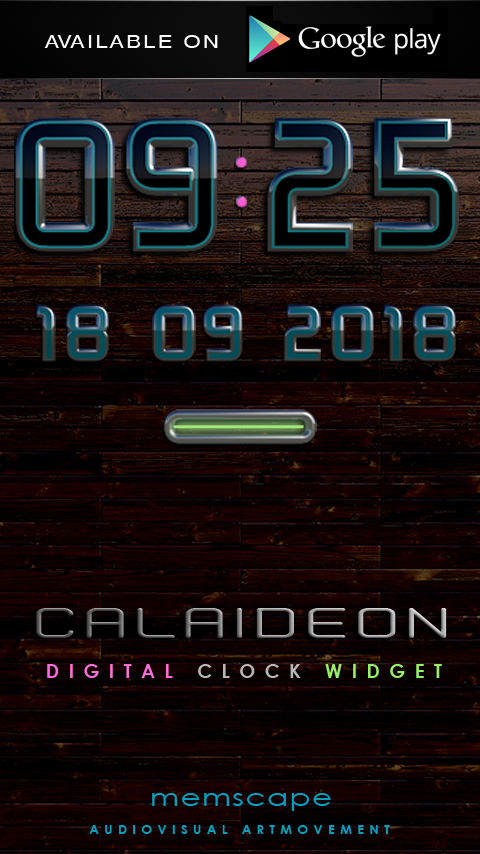 CALAIDEON Next Launcher Theme Screenshot 5