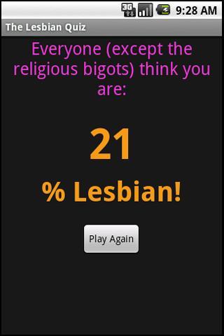 【免費休閒App】The Lesbian Quiz-APP點子