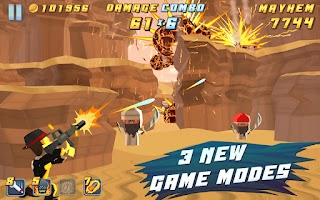 Screenshot of Major Mayhem