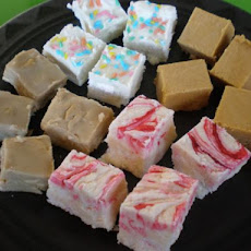 Peppermint Fudge (not Chocolate!)