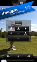 Screenshot of iSwing™ - Golf Swing Analyzer