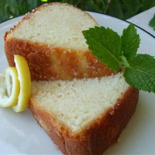 Five Flavor Pound Cake Recipes