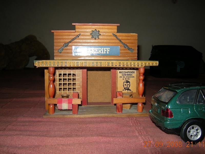 къщата на шерифа
