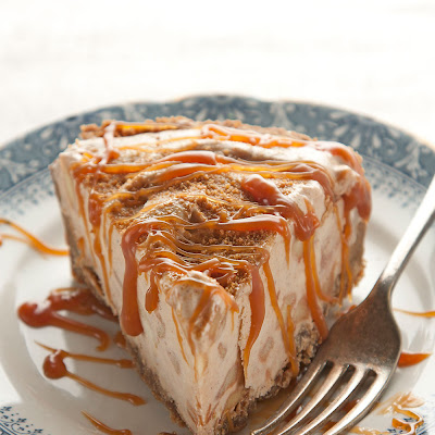 Apple Pie Ice Cream Pie