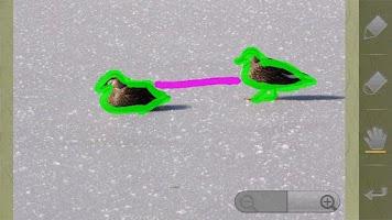 Screenshot of Space Eraser free