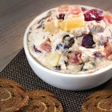 Creamy Fruit Topping Dip