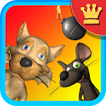 Talking Cat Vs. Mouse Deluxe APK Image