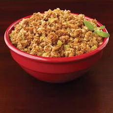 Baked Moist and Savory Stuffing