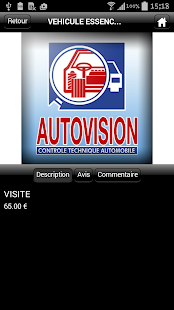 Autovision Brie Comte Robert - screenshot