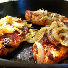 Cast Iron Skillet Cajun Chicken