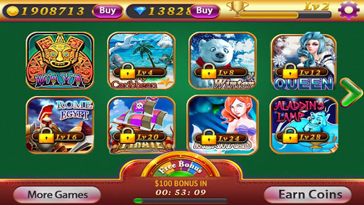 Slots 2015:Casino Slot Machine - screenshot