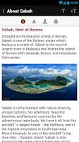 Screenshot of Go Sabah