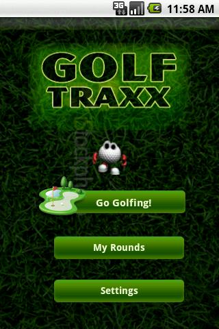 GolfTraxx for Android