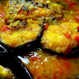 Bengali Fish Meal by Avik Chatterjee - Food & Drink Cooking & Baking ( food, fish, indian, bengali, curry )