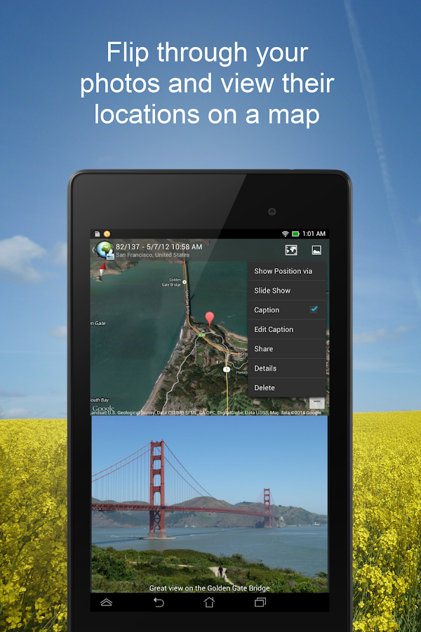 PhotoMap Gallery - Photos, Videos and Trips Screenshot 13