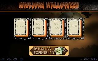 Screenshot of Mahjong Forever (Free) 5 Stars