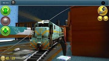 Screenshot of My First TRAINZ Set