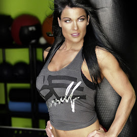 At the Gym by Marc-André Riopel - Sports & Fitness Fitness