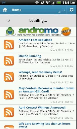 【免費商業App】Sellerzon Community-APP點子