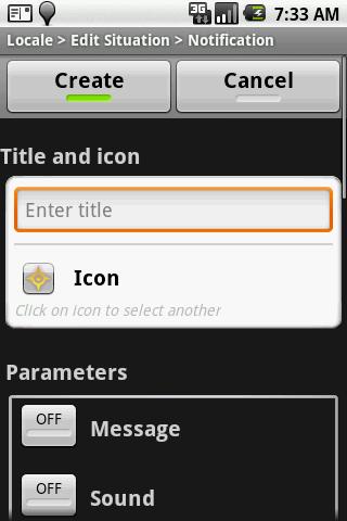 【免費生產應用App】Locale Notification Plug-in-APP點子