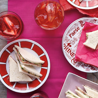 Tea Sandwiches Martha Stewart Recipes