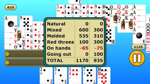 Canasta - screenshot