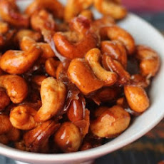 Snack Attack: Smoky and Spicy Candied Cashews