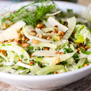 Fennel Celery Salad Recipes