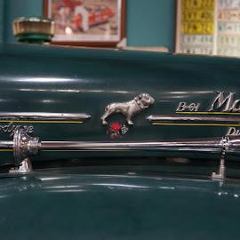 Mack Truck by Jefferson Welsh - Transportation Automobiles