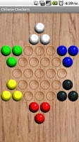 Screenshot of Chinese Checkers Mobile