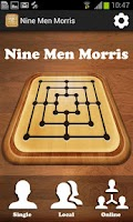 Screenshot of Nine Men's Morris Multiplayer