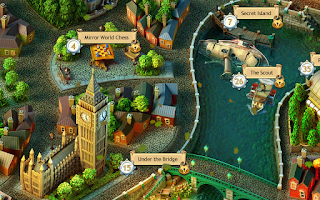 Screenshot of Mirrors of Albion