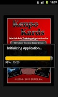 Screenshot of Kenpo Kards - Full Version