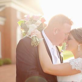 At Last by Kristen Livingston - Wedding Bride & Groom