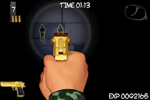 Screenshot of Shooting club